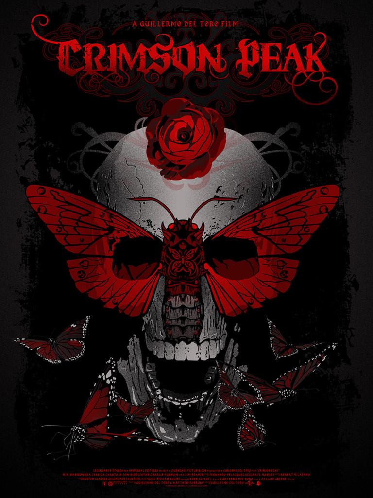 Crimson Peak by The Dark Inker