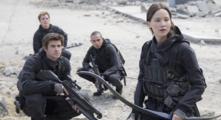 THE HUNGER GAMES - MOCKINGJAY - PART II 690