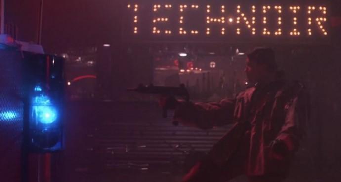 Tech Noir - Terminator