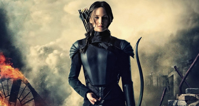 The Hunger Games 4 - 2015 JLaw