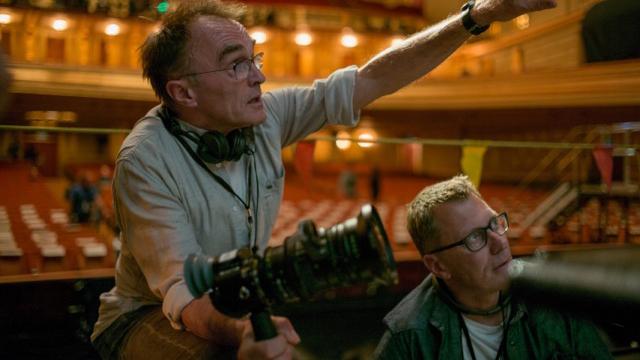 Steve Jobs - shooting 5