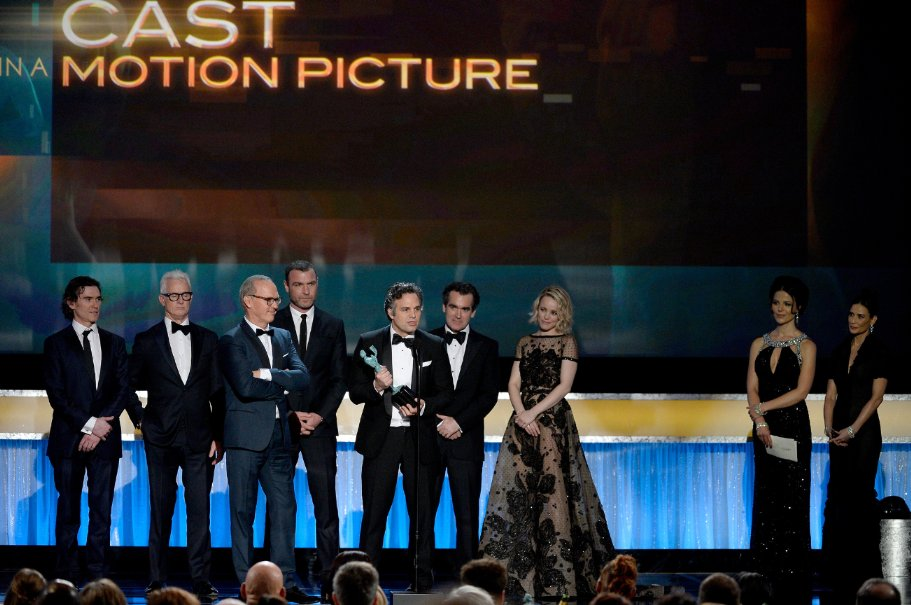 actors guild award 2016 - ensemble