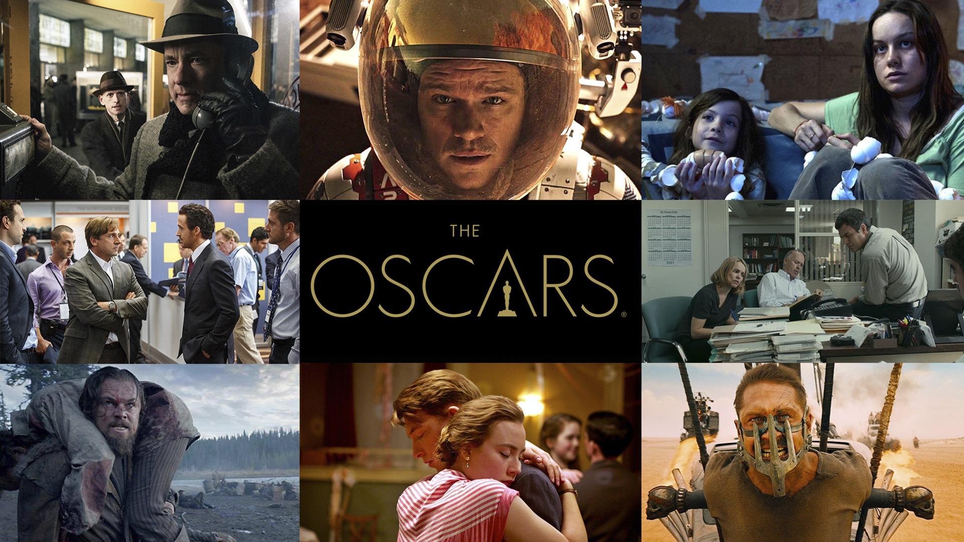 Honest Oscars 2016