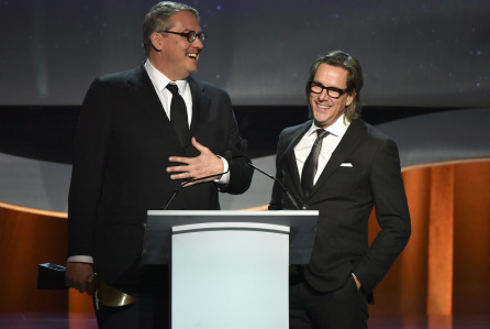 68th Annual Writers Guild Awards, show, West Coast Ceremony, Los Angeles, America - 13 Feb 2016
