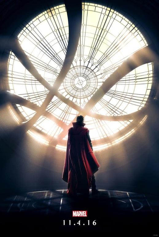 Doctor Strange - poster A