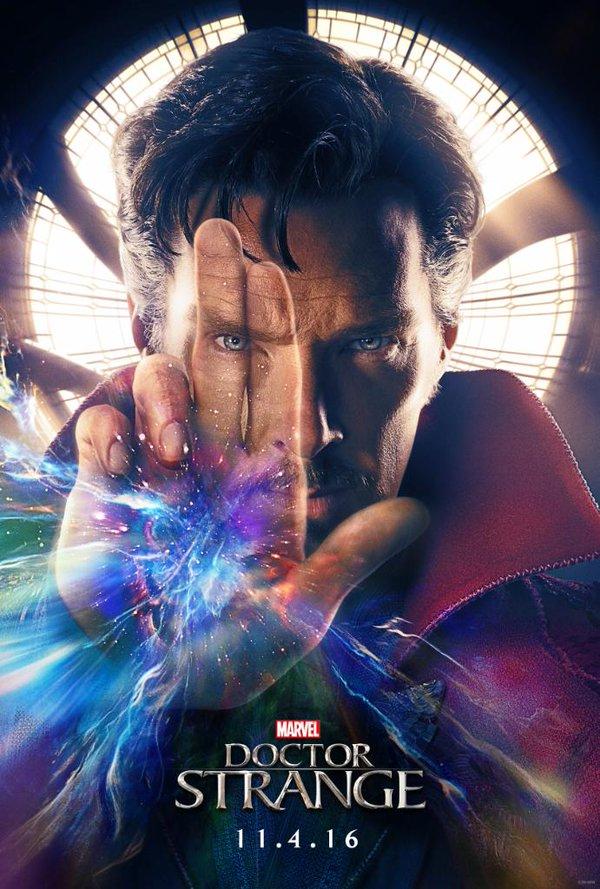 Doctor Strange - poster B
