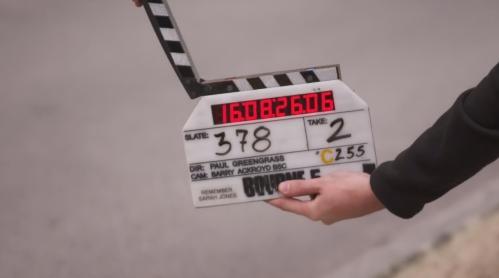 Jason Bourne - 2016 filming 1