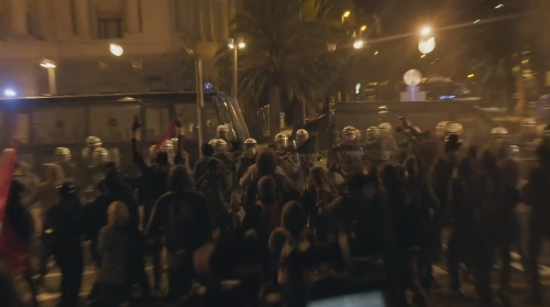 Jason Bourne - 2016 filming 2