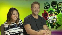 Karen Fukuhara & Jai Courtney