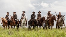 THE MAGNIFICENT SEVEN 2016 remake