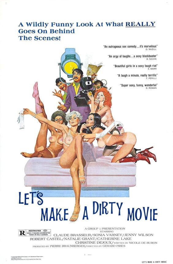 LET'S MAKE A DIRTY MOVIE