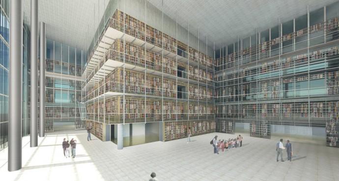 Niarchos Library