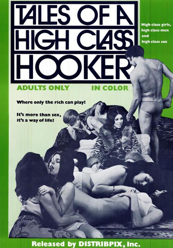 TALES OF A HIGH CLASS HOOKER