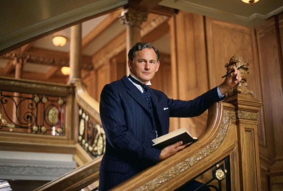 Titanic - Victor Garber