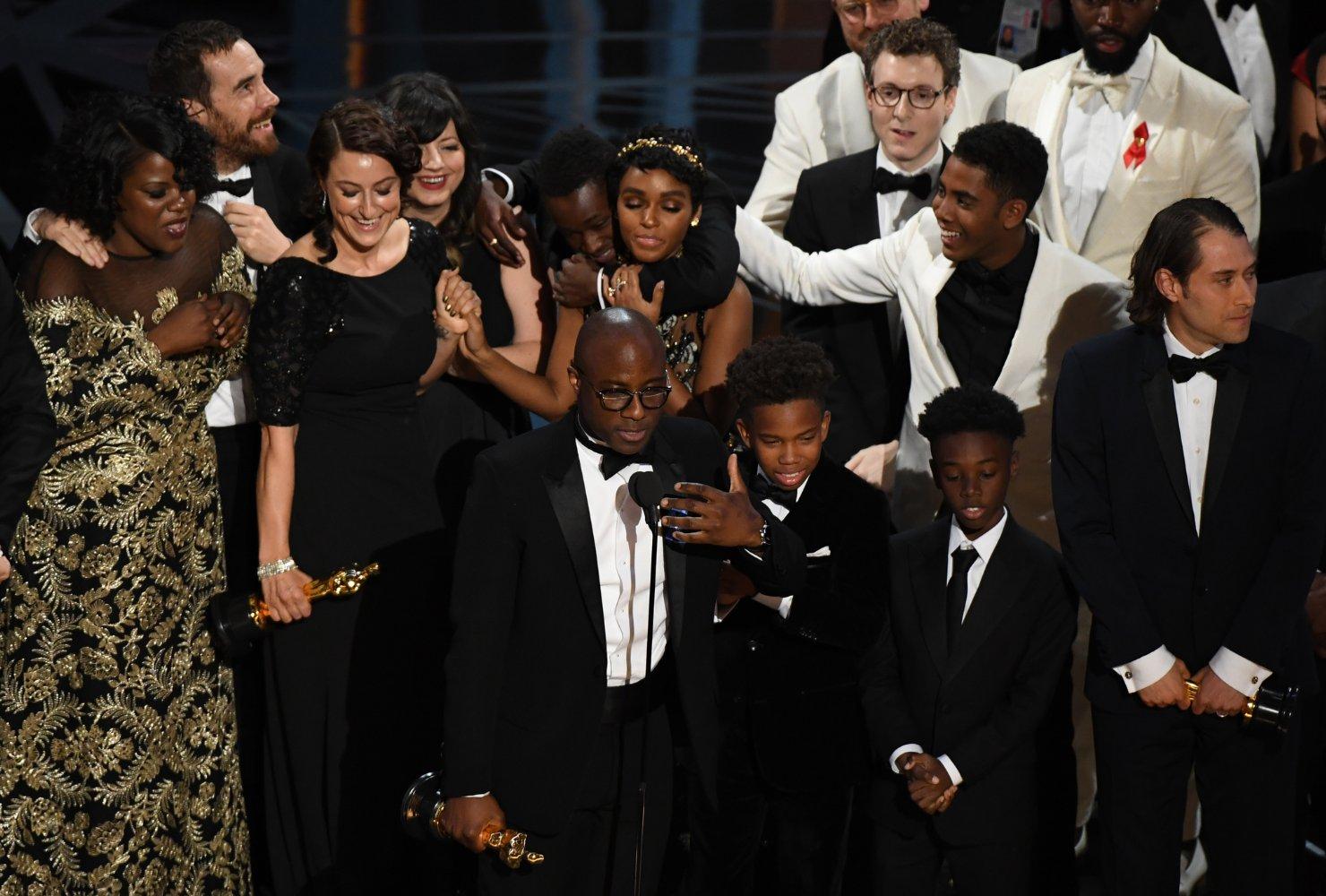 Moonlight best Oscar