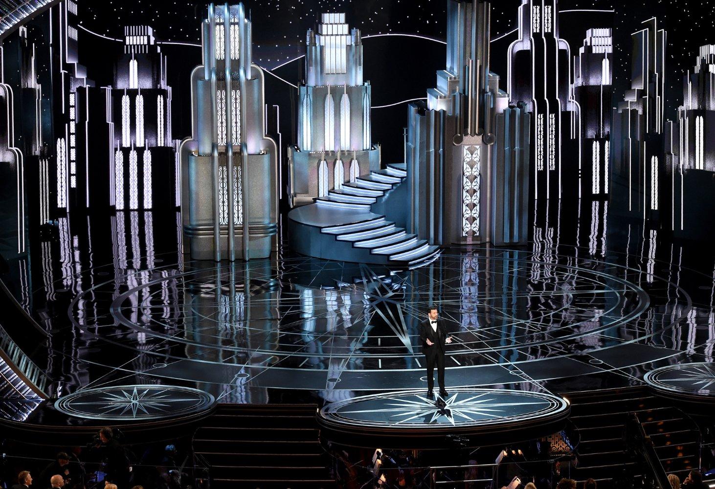 Oscars Kimmel 2017