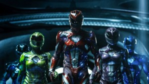 POWER RANGERS 2017