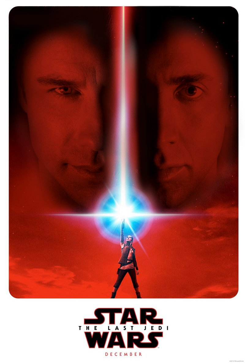 The Last Jedi FACE OFF