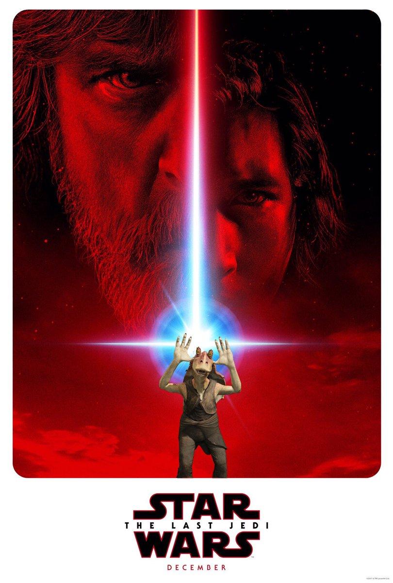 The Last Jedi JAR JAR