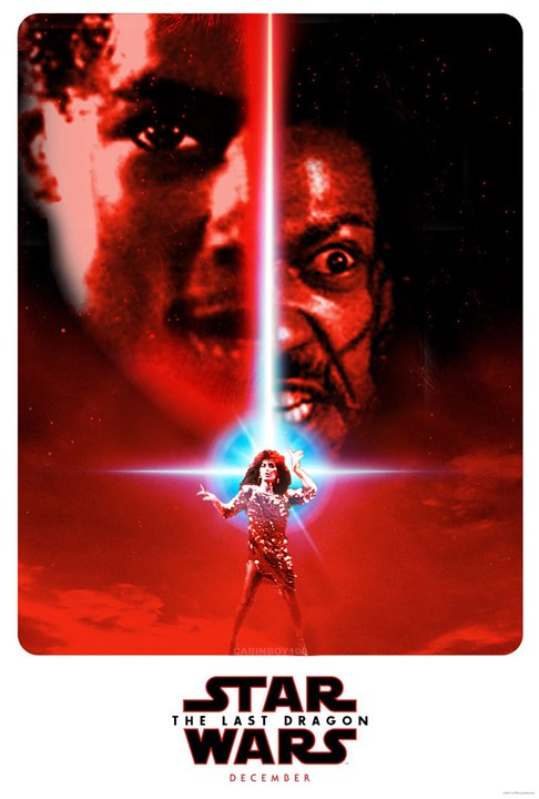 The Last Jedi LAST DRAGON