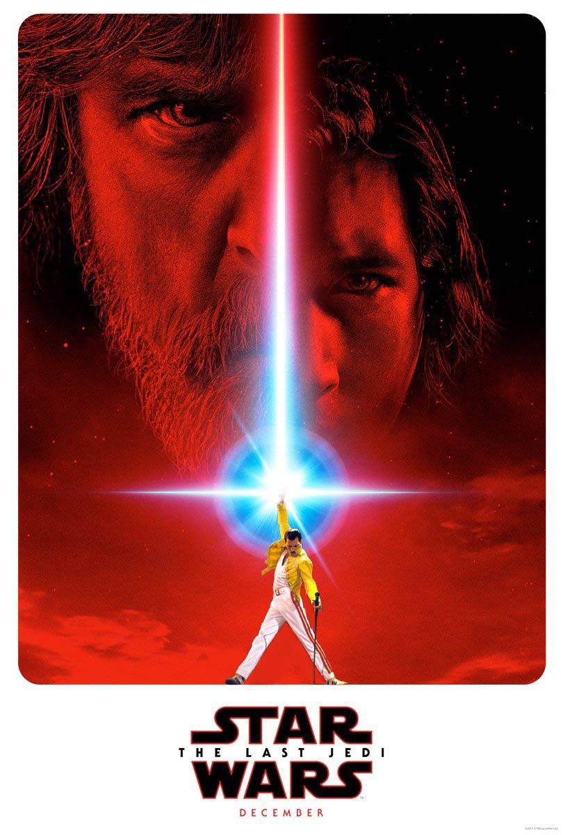 The Last Jedi MERCURY