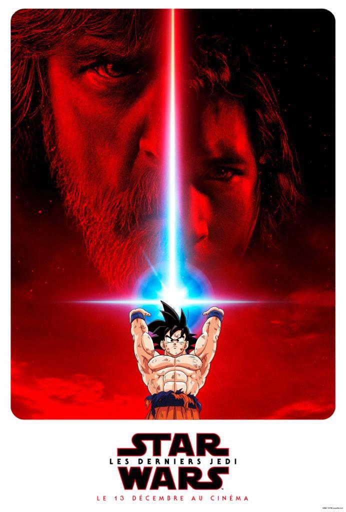 The Last Jedi SAIYAN