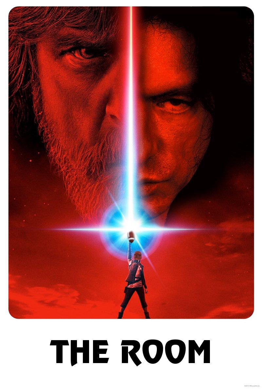 The Last Jedi THE ROOM
