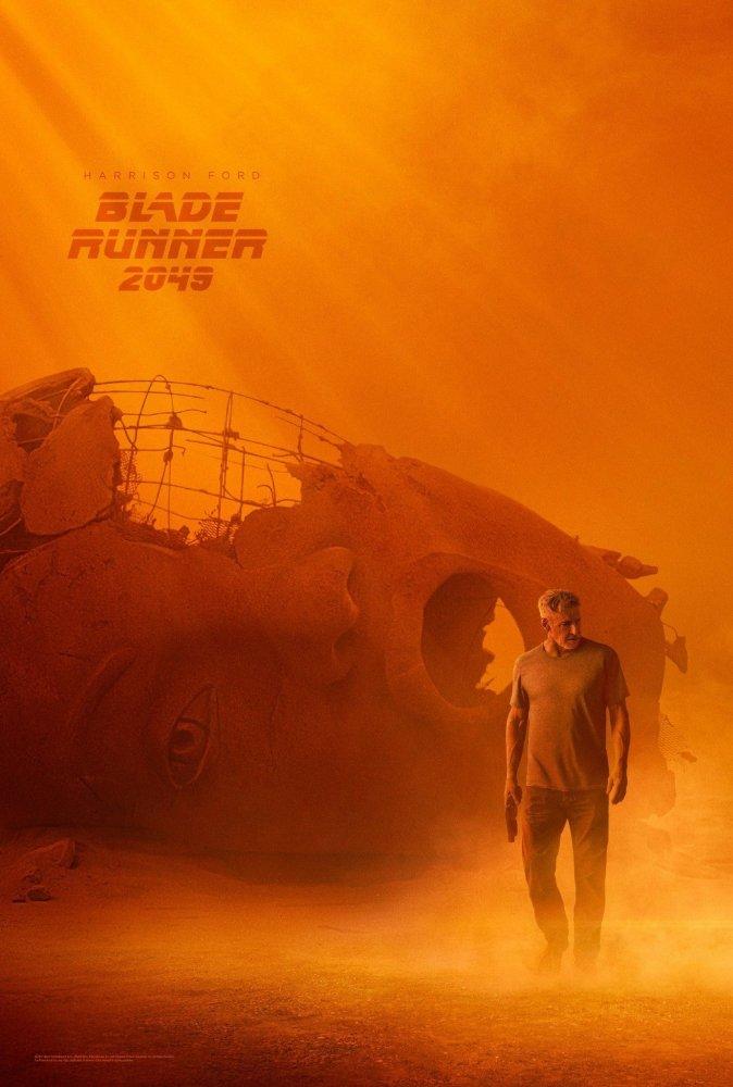 Blade Runner 2049 - teaser poster