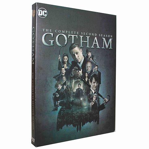 Gotham-Season-2-DVD