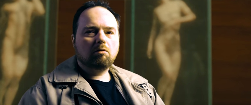 Rich Evans auditions for Blade Runner 2049 a