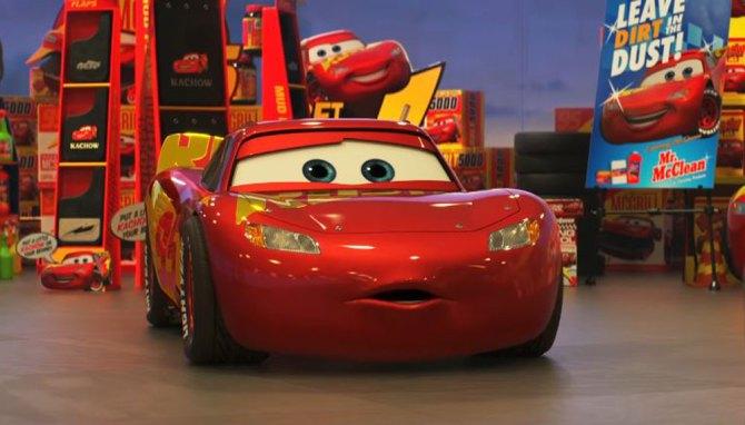 CARS 3 - 2017