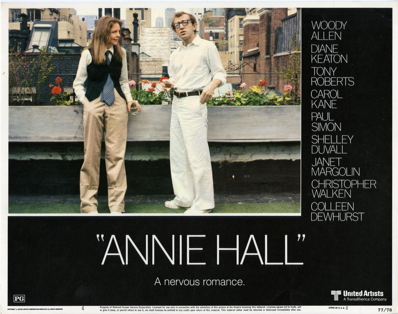 Annie Hall - Lobby