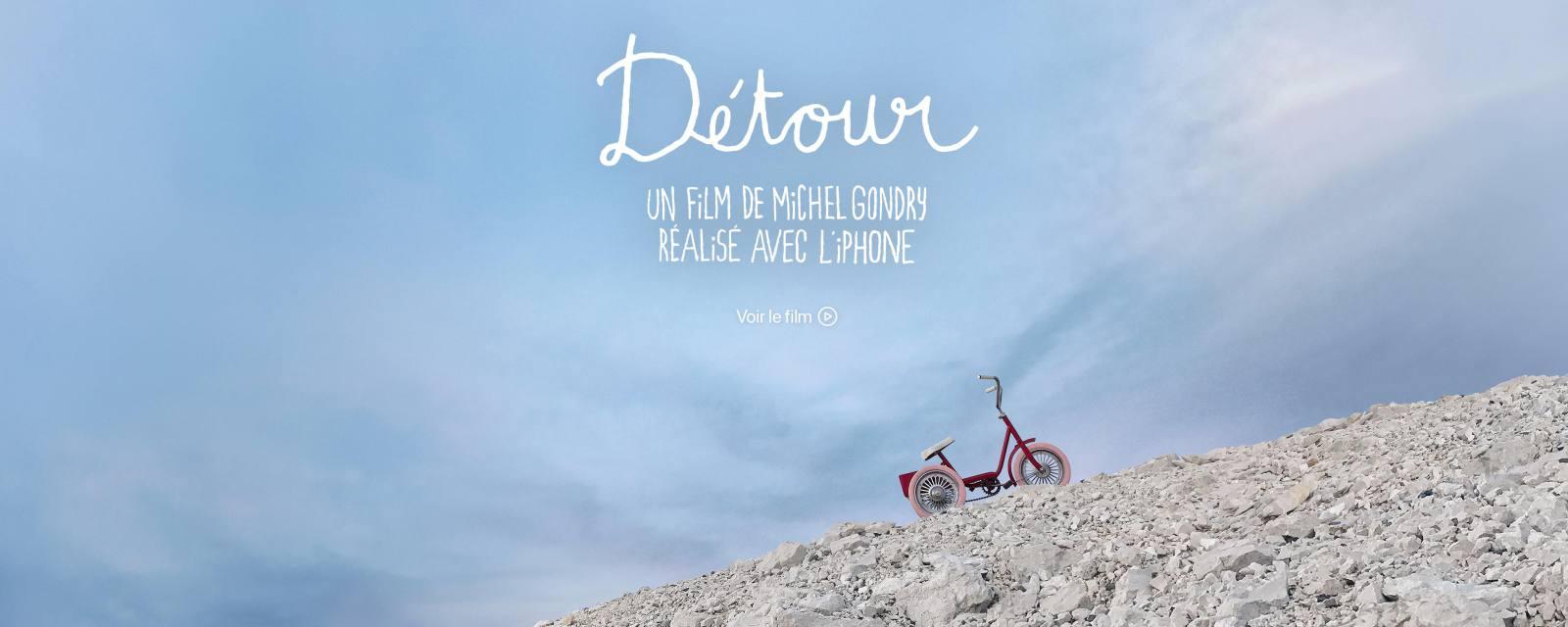Détour by Michel Gondry