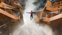 SPIDER-MAN HOMECOMING 2017