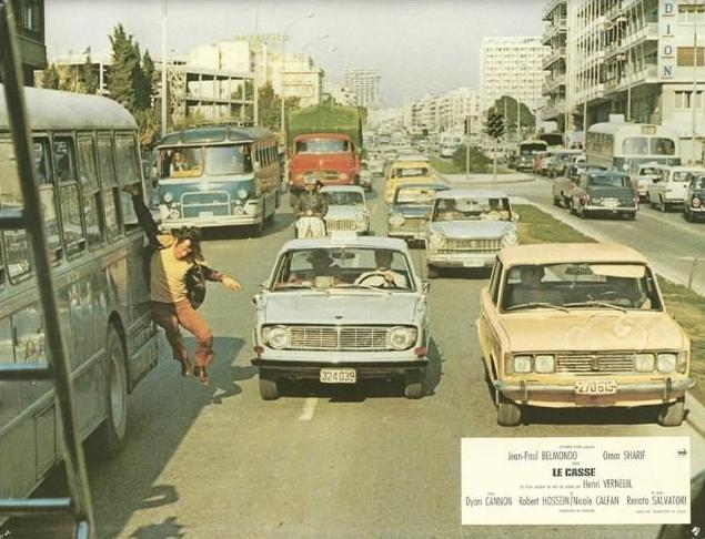 LE CASSE 1971