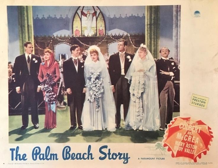 THE PALM BEACH STORY 1942